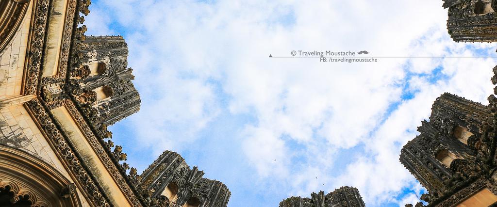 葡萄牙旅遊|最美的遺憾,Batalha未完成修道院