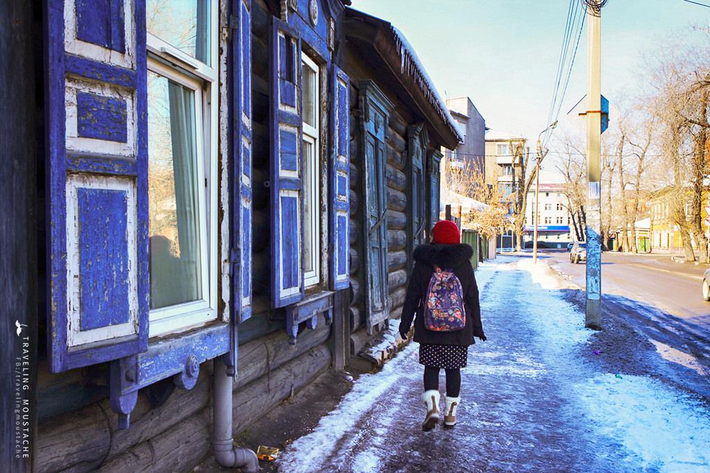伊爾庫茨克木屋