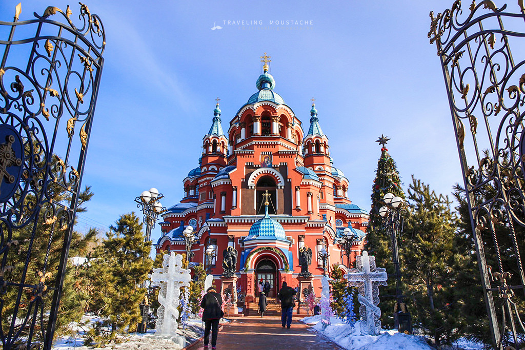 伊爾庫茨克喀山教堂