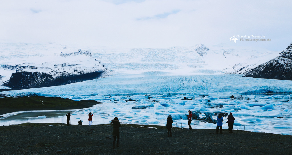 冰島旅遊|南海岸,傑古沙龍冰河湖 Jokulsarlon & 斯塔夫塔山冰川健行 Skaftafell