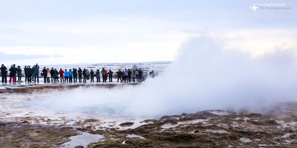 冰島旅遊|金圈一日遊 The Golden Circle