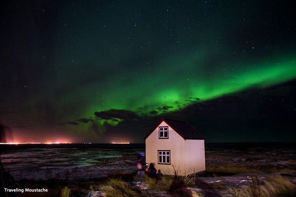 冰島旅遊|夢幻極光追尋(含極光預測網站與建議穿著)