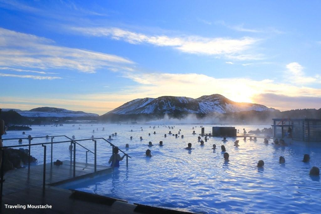 冰島旅遊|如夢似幻藍湖溫泉Blue Lagoon(2018.02更新)