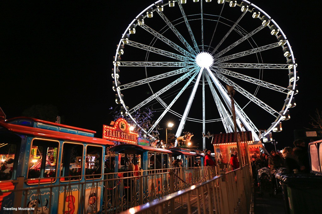 英國旅遊|倫敦海德公園 Winter Wonderland