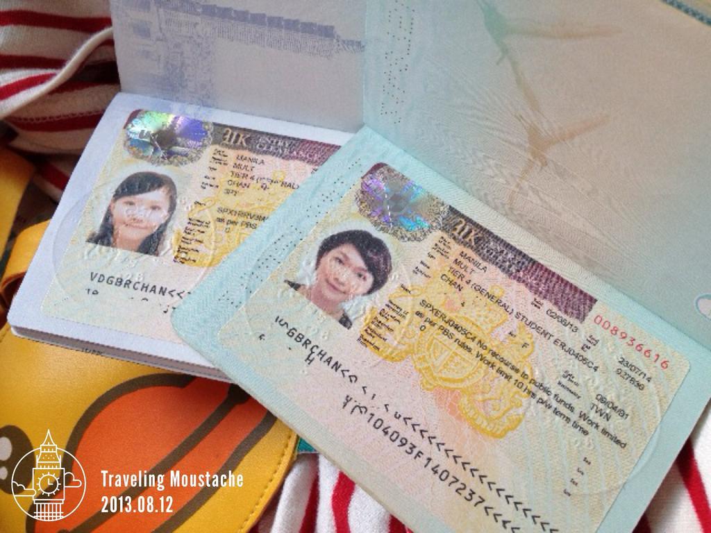 英國留學|英國Tier4學生簽證申請經驗分享