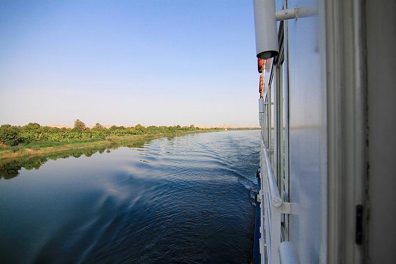 埃及住宿|尼羅河遊輪——亞斯文到路克索