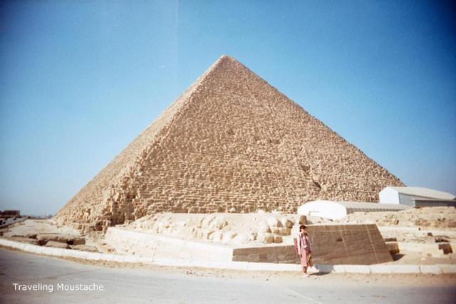 埃及旅遊|金字塔一日遊,Giza三大金字塔之謎