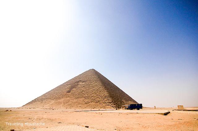 埃及旅遊|金字塔一日遊:Dahshur、Saqqara 金字塔發展史