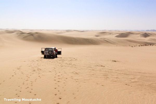 埃及旅遊|希瓦沙漠(Siwa沙漠)
