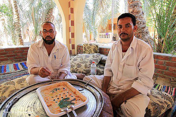 埃及住宿|Siwa, Palm Trees Hotel 騷擾驚魂記