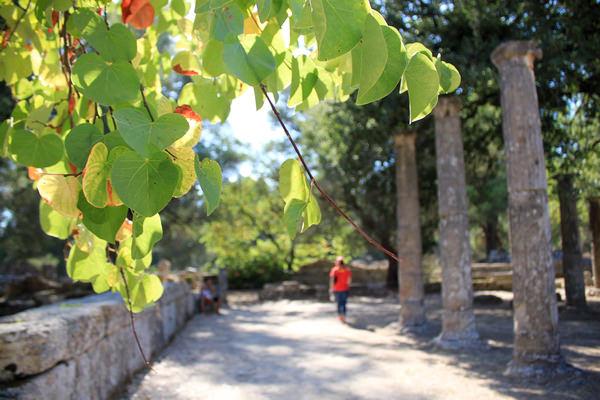 希臘旅遊|奧林匹亞Olympia,奧運發源地