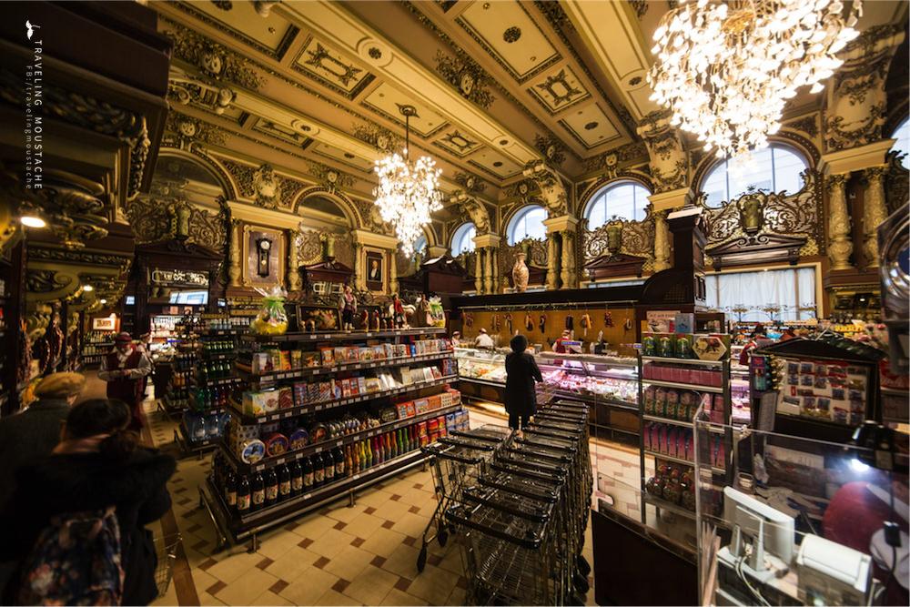 Eliseevskiy Store貴族食品舖