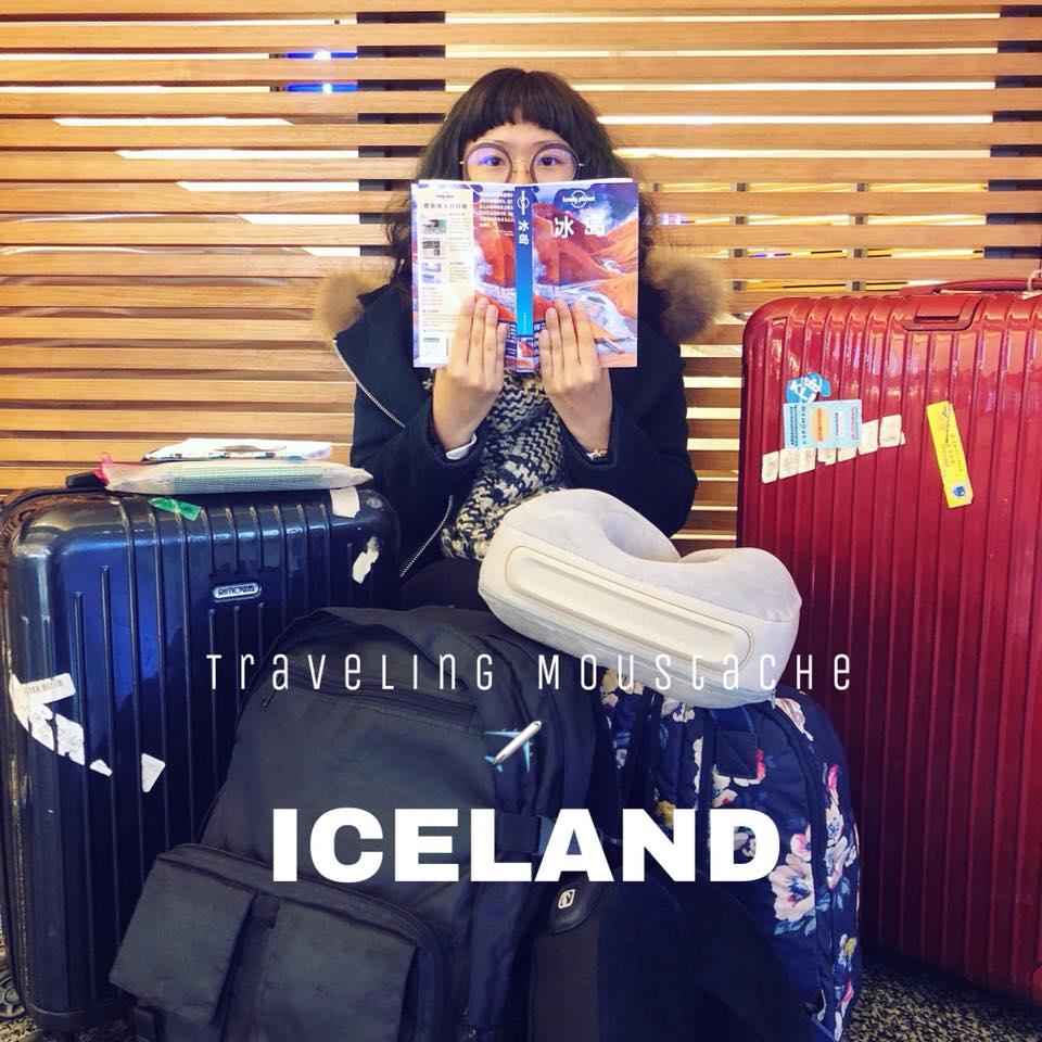 ICELAND機場照