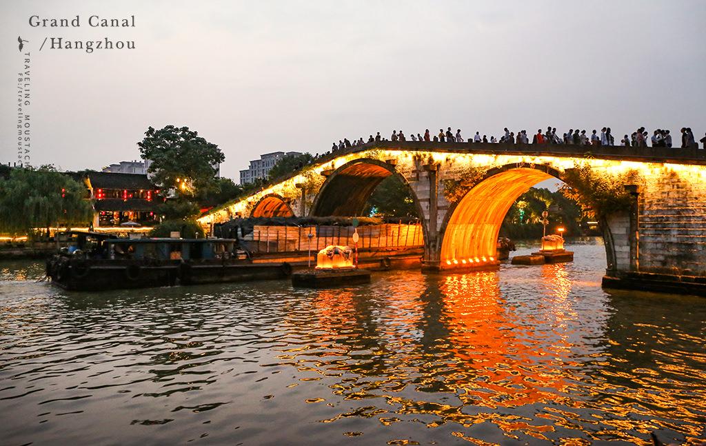 京杭大運河-拱辰橋