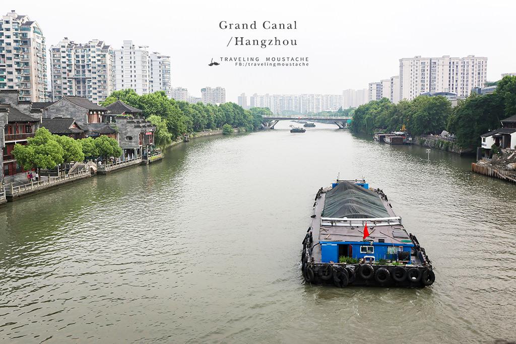 京杭大運河-拱宸橋