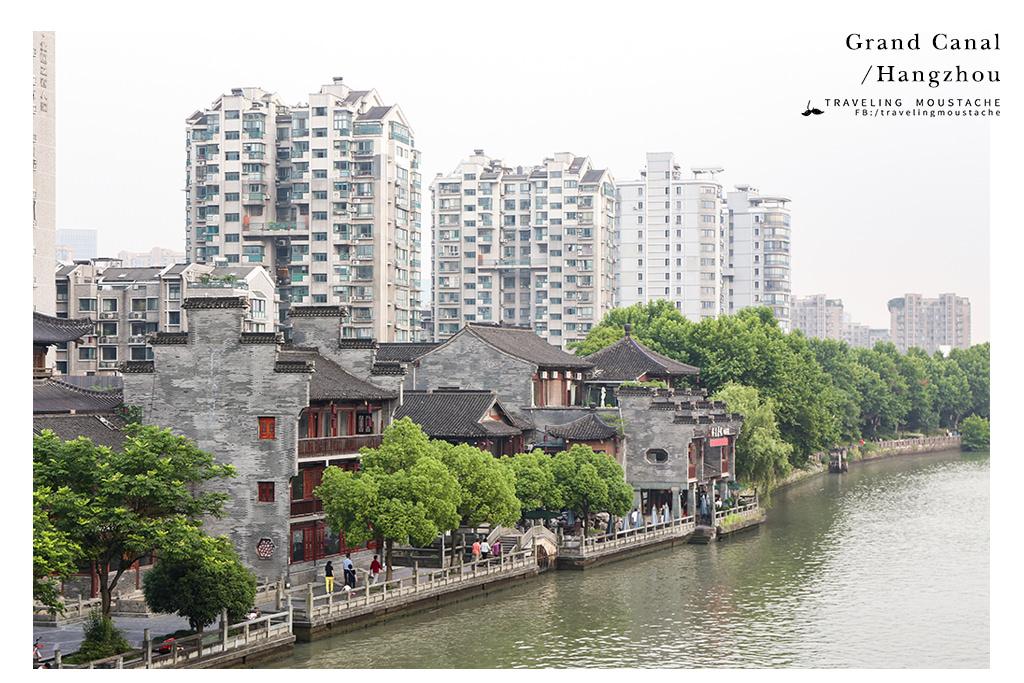 京杭大運河-橋西歷史街區