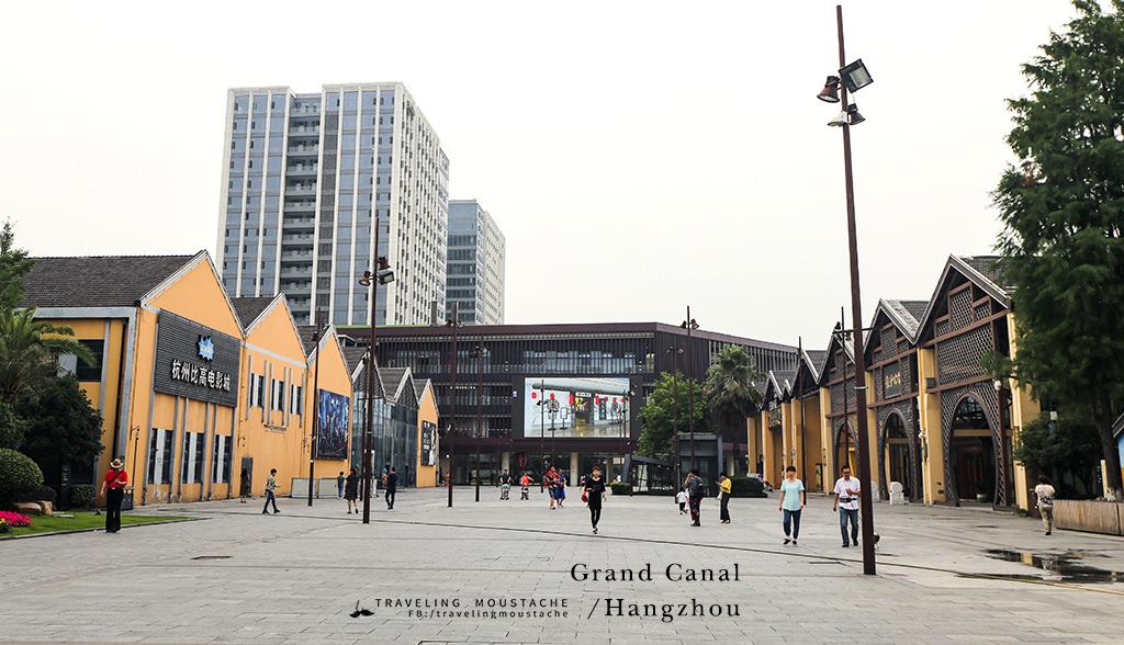 京杭運河-運河天地