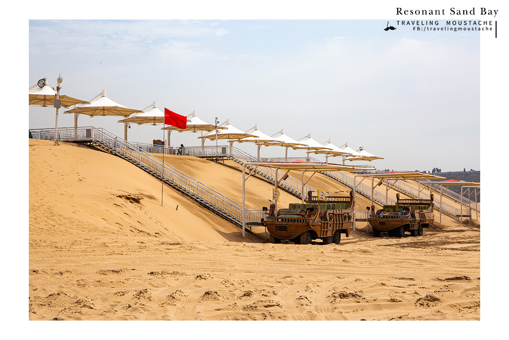 響沙灣-沙漠衝浪車