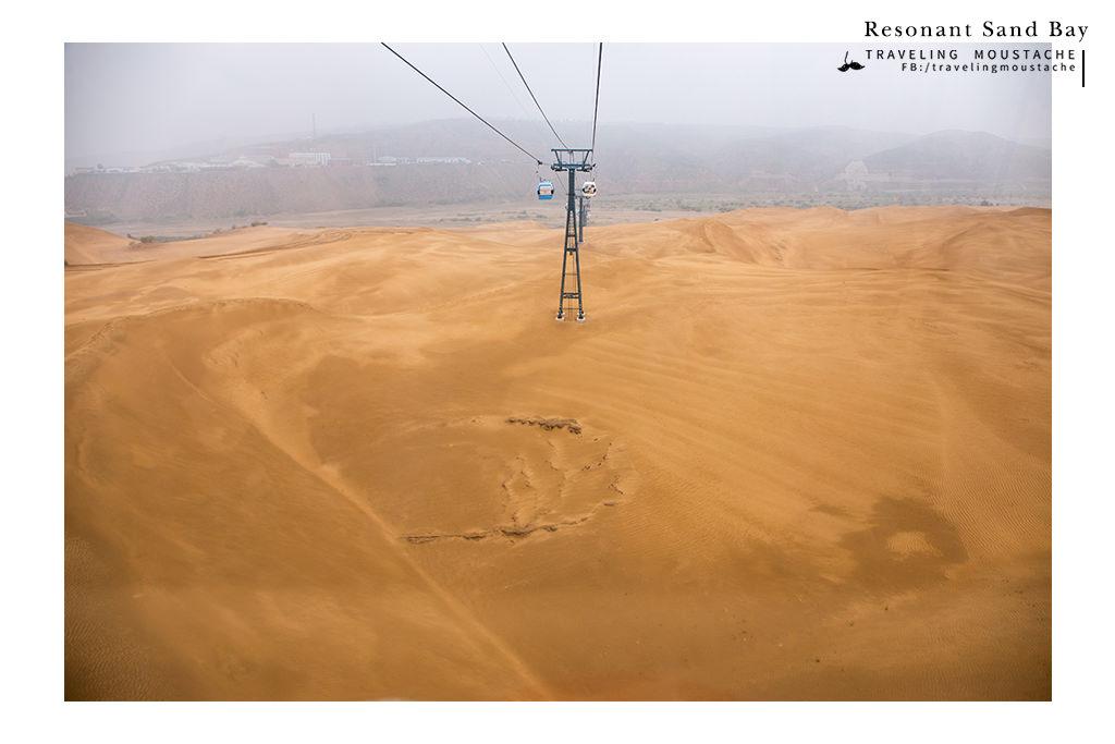 響沙灣-纜車-索道