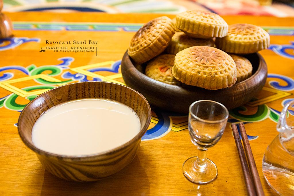 內蒙古_蒙古包晚餐_內蒙美食