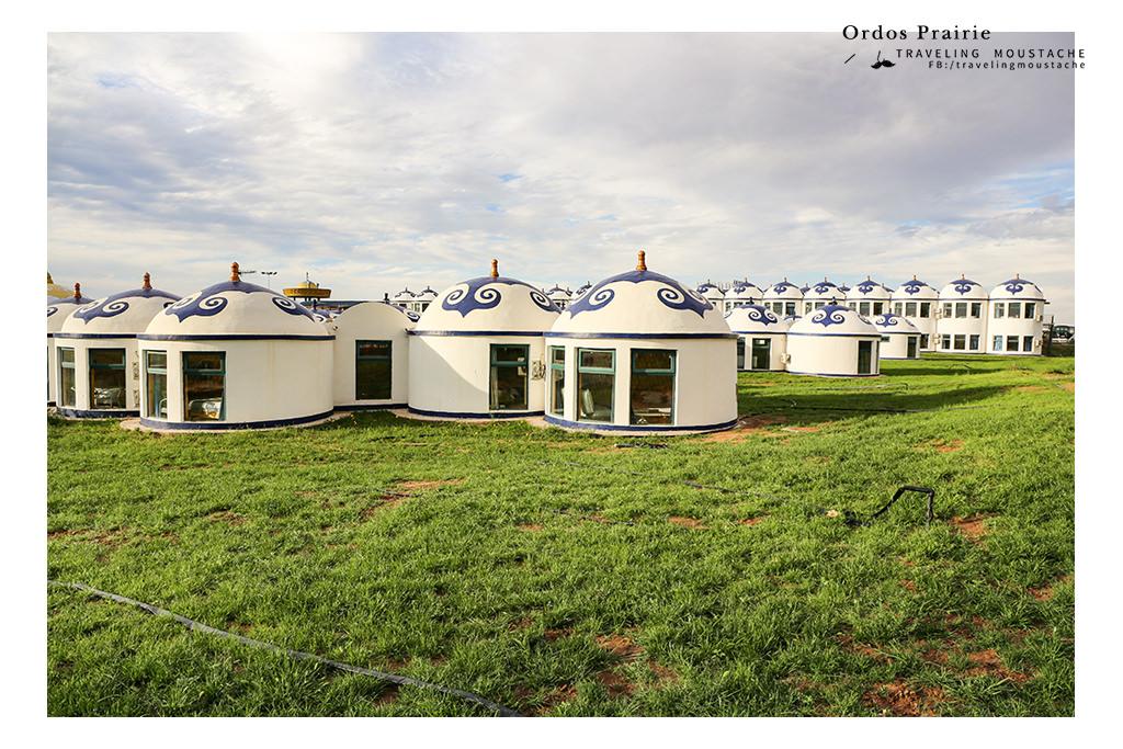 鄂爾多斯草原-蒙古包住宿