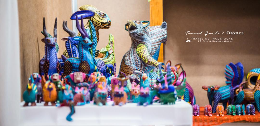 墨西哥紀念品 彩色神獸 Alebriles