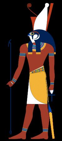 Horus_standing.svg