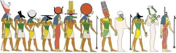 egyptiangods